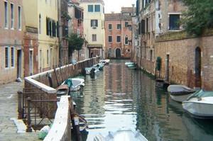 Un canale di Cannaregio
