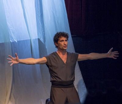 Cesare Capitani, L'Autre Galilée. Photo de Jessica Astier