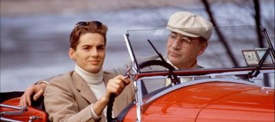 Gli occhiali d'oro, film di Giuliano Montaldo con Ph. Noiret
