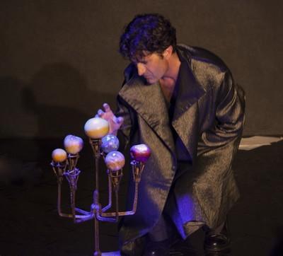 Cesare Capitani, L'Autre Galilée. Foto di Jessica Astier.