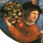 Giovane con canestro di fiori, Dosso Dossi, Fondazione Longhi, Firenze