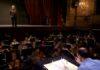 Placido Domingo all'Opera di Budapest. Foto Vincenzo Basile.