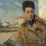 Boccioni, Autoritratto (1908)