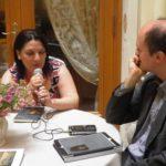 Un thè con la poesia, presso il Grand Hotel Majestic, Bologna 8 giugno 2016