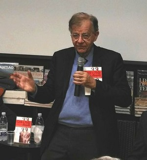 Valdo Spini, già parlamentare, Presidente della Fondazione Circolo Fratelli Rosselli
