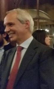 Andrea Cavallari, Console generale d'Italia a Parigi