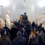 """ART CITY Bologna 2015, Mostra """"Sissi. Manifesto Anatomico"""" - Istituzione Bologna Musei - Museo Civico Archeologico, Gipsoteca ; foto : Roberto Serra / Iguana Press"""