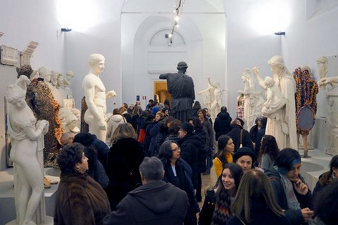 ART CITY Bologna 2015, Mostra
