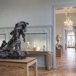 Salle dédiée à Camille Claudel. Crédits photo Musée Rodin