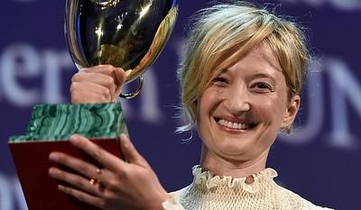 Alba Rohrwacher, Coppa Volpi per la migliore interpretazione femminile