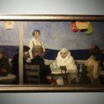 Edward Hopper, Soir bleu (1914), Whitney Museum