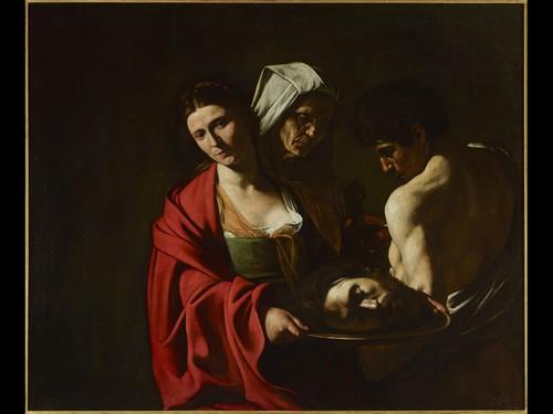 Salomè del Caravaggio
