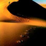 Deserto del Namib, Namibia, Aprile-Maggio 1972 ©Walter Bonatti/Contrasto