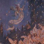 Amos Nattini – Divina Commedia, Inferno canto XVII, Gerione