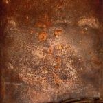 'Binari' 1997 - Ferro, vernice, 80x140 cm