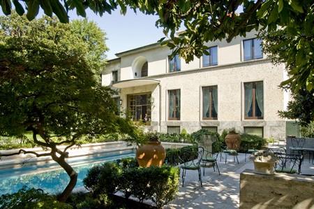 Villa Necchi Campiglio, a Milano  © Giorgio Majno