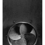 'Senza titolo n2' 2000 - ferro, 50x160 cm