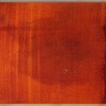 'Senza titolo n2' 2001 - Ferro, vernice, 92x103 cm