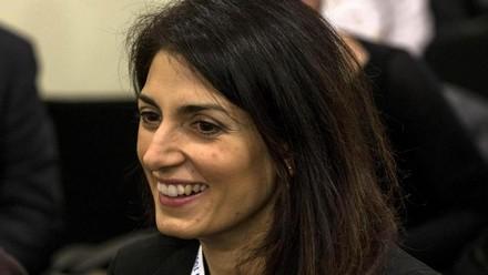 Virginia Raggi - sindaco di Roma. Foto La Stampa.it