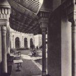 Padiglione Moresco all'interno delle Terme