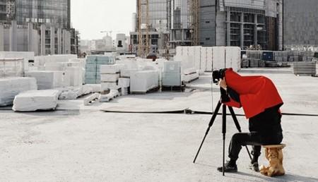 Gabriele Basilico, autoritratto 2011. Credits Studio Basilico Milano.