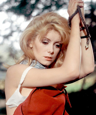 Catherine Deneuve, in