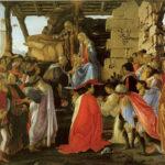Adorazione di Sandro Botticelli