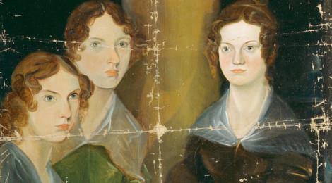 Anne, Emily e Charlotte Brontë, dipinto di Branwell Brontë