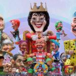 Carnevale in Irpinia - Sfilata dei carri