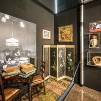 La stanza di Grazia Deledda