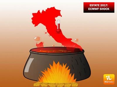 ESTATE 2017: Italia bollente, ecco le clamorose previsioni stagionali