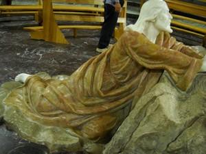 Dal Santuario del Getsemani vicino a Paestum