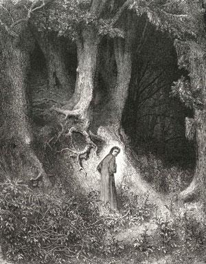 Gustave Doré, Dante e la Divina Commedia