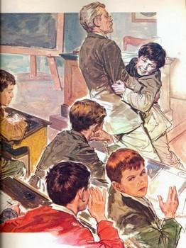 Franti, l'eroe negativo del libro Cuore di De Amicis