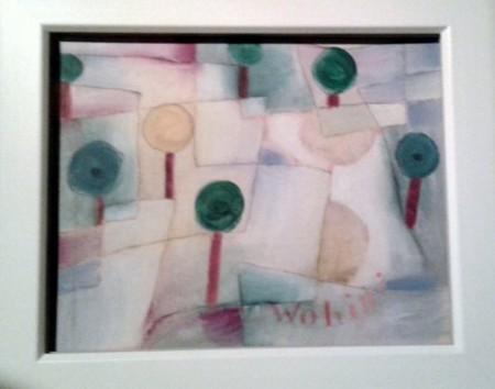 Mostra Paul Klee al MAN di Nuoro, foto di Elisabetta Manca