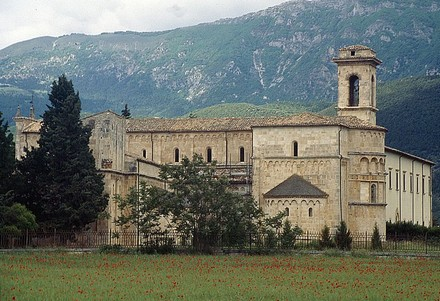 Cattedrale di S. Pelino a Corfinio