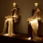 Gli Acroliti di Demetra e Kore, 530/520. a.C, Museo archeologico di Aidone