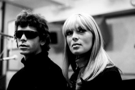 Foto originale della cantante Nico dei Velvet Underground, interpretata nel film di Susanna Nicchiarelli da Trine Dyrholm
