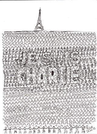 Un disegno del nostro collaboratore Andrea Curcione (Venezia)