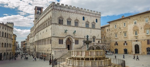La Fontana maggiore di Perugia
