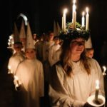 Sankta Lucia, foto Ian Forsyth