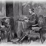 Npoleone III e Cavour a Plombières