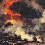 Pierre-Henri de Valenciennes, Eruzione del Vesuvio del 24 agosto dell'anno 79 d.C