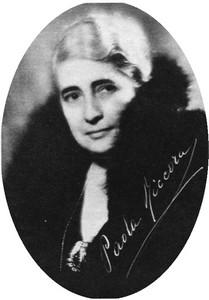 Emilia Vaglio, alias Paola Riccora