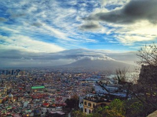 Napoli. Ritorno alle origini. Foto FB Sofia Marlon