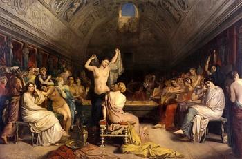 Théodore Chasseriau, il Tepidarium