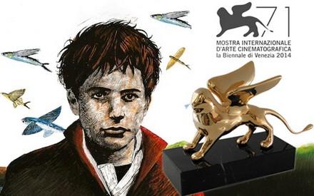 Banner della 71a Edizione della Mostra internazionale d'Arte cinematografica di Venezia
