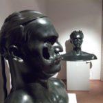 Wildt, Mussolini e Vittorio Emanuele III, Museo di Forli