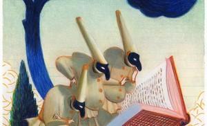 Affiche de Lorenzo Mattotti