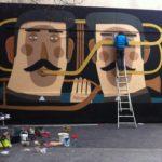 Agostino Iacurci - Le mur